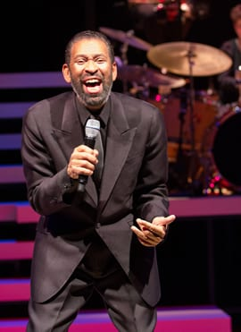 Maurice Hines (Photo by Teresa Wood).