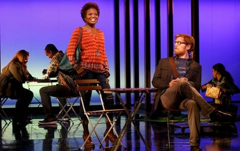 LaChanze and Anthony Rapp (Photo: Joan Marcus)
