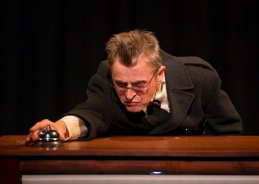 Mikhail Baryshnikov (Photo: T. Charles Erickson.)