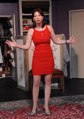 Janet Luby (Photo courtesy of Bay Theatre Company)