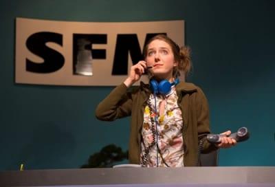 Clare Barron in The Consultant