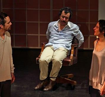 Death and the Maiden from LA MAFIA Teatro (Chile)