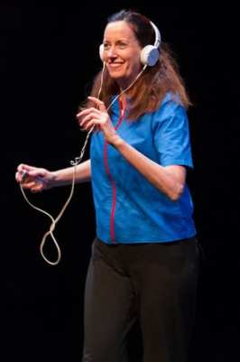 Ann Randolphas Franny Potts  (Photo: Teresa Wood)