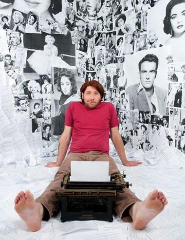 Playwright Topher Payne (photo: Joeff Davis)