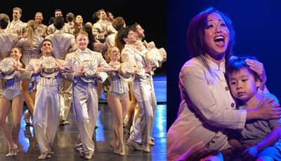 A Chorus Line and Miss Saigon