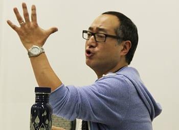 Alan Muraoka (Photo courtesy of alanmuraoka.net