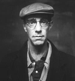 Filmmaker Derek Jarman