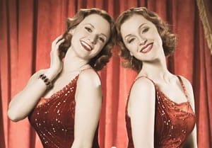Erin Davie and Emily Padgett will be appearing as Violet and Daisy in Side Show