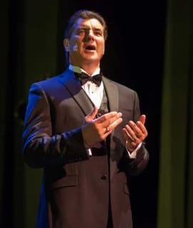 Nelson Pino (Photo courtesy of GALA Hispanic Theatre)