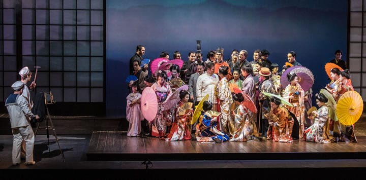 Madama Butterfly at Castleton Festival (All photos by Ray Boc)