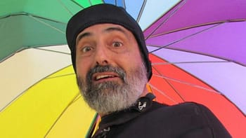 Charlie Varon in Feisty Old Jew. Click for tickets