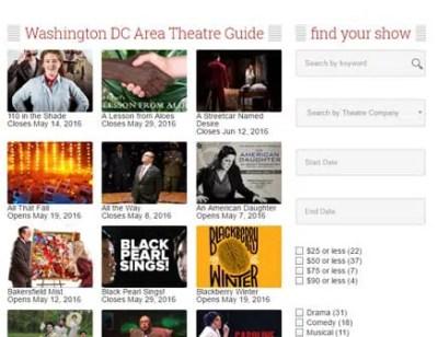 theatre guide tiny