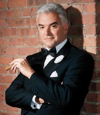 John O'Hurley, starring in Chicago