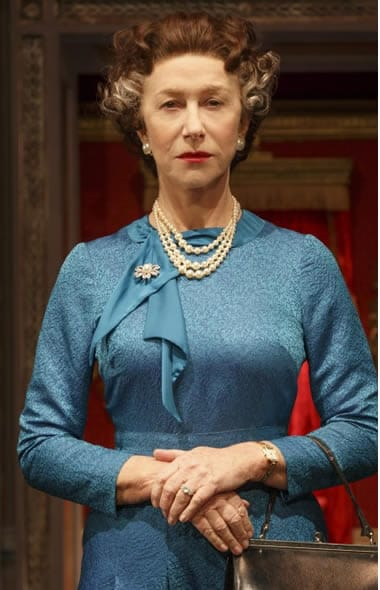 Helen Mirren as Queen Elizabeth II in The Audience (Photo: Joan Markus)