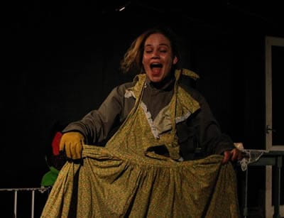 Cathryn Benson in God Don' Like Ugly at Venus Theatre