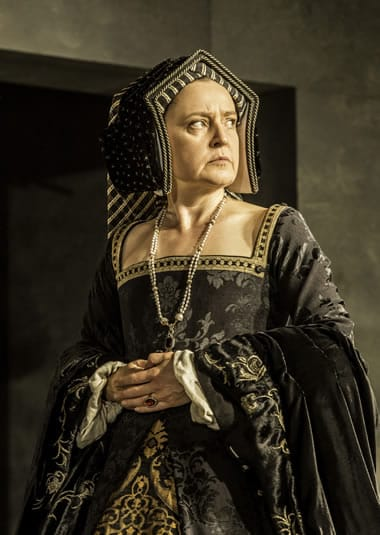 Lucy Briers – West End, Aldwych (Photo: Johan Persson)