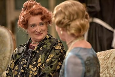 Nancy Robinette as Madame Arcati. (Photo: ClintonBPhotography)