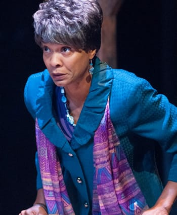 Deidra LaWan Starnes in The Good Counselor at 1st Stage. (Photo: Teresa Castracane)
