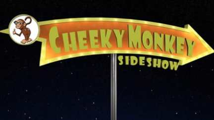 Click for tickets to Cheeky Monkey Sideshow at Capital Fringe