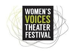 women's voices large logo