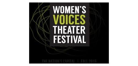 women's voices logo