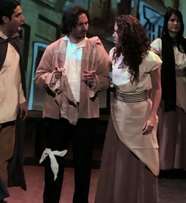 A scene from La Rosa Del Azafrán/The Saffron Flower (Photo courtesy of Teatro Lirico of DC)