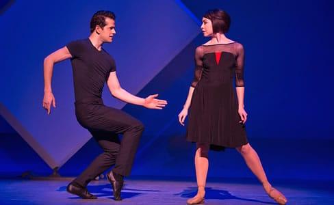 Robert Fairchild and Leanne Cope in An American in Paris (Photo: Matthew Murphy)
