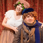 A Broadway Christmas Carol at MetroStage (review)