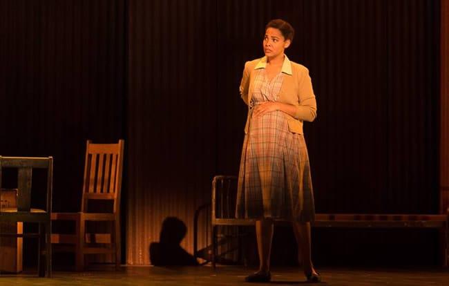 Lost in the Stars, produced by Washington National Opera. (Photo: Karli Cadel).