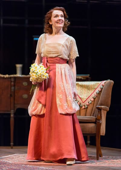 Madeleine Potter as Amanda Wingfield in The Glass Menagerie at Ford's Theatre (Photo: Scott Suchman)