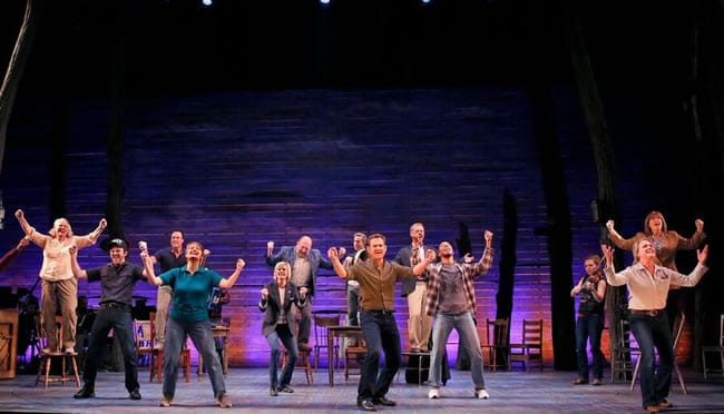 Advance look at Come From Away coming to Ford's Theatre (Photo courtesy of Ford's Theatre)