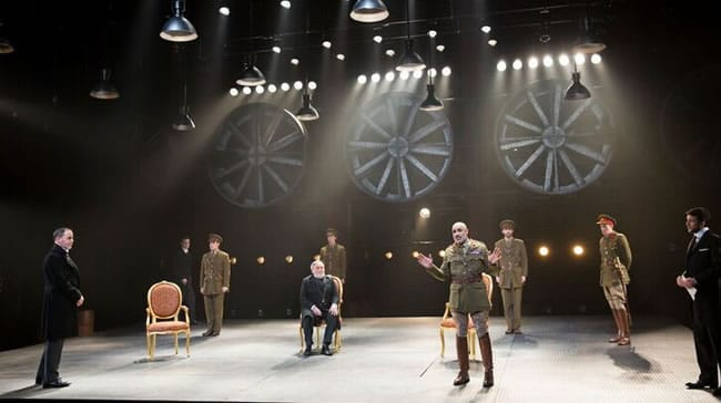 The company of Othello, produced by Shakespeare Theatre Company (Photo: Scott Suchman)