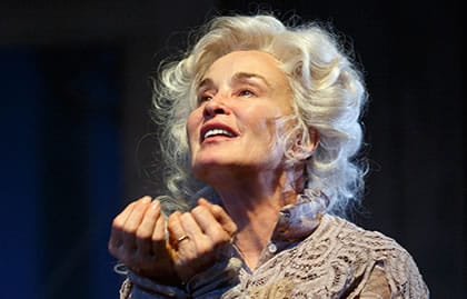 Jessica Lange in Long Day's Journey Into Night on Broadway (Photo:  Joan Marcus)