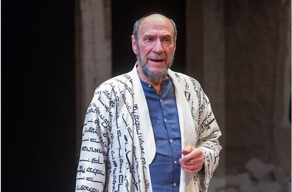 F. Murray Abraham in Nathan the Wise (Photo: Richard Termine