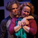 in a word at Hub Theatre (review)