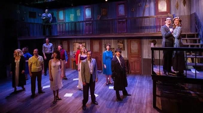 City of Angels, NextStop Theatre