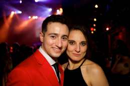 Jimmy Mavrikes and Karen Vincent
