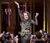 Rick Hammerly as The Contessa in STC's Taming of the Shrew (Photo: Scott Suchman)