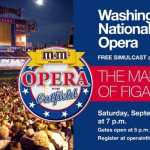 WNO brings you Figaro in the Outfield for free, Sept 24