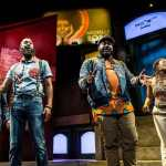 The Second City's Black Side of the Moon at Woolly Mammoth (review)