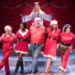 A small town, southern-style Silver Belles at Signature Theatre (review)