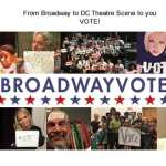 Broadway video urges everyone to vote