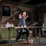 Fully Committed at MetroStage. (review)