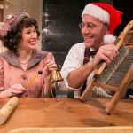 At Washington Stage Guild, It's a Wonderful Life: A Live Radio Play (review)