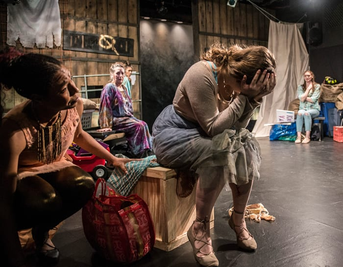 Riot Grrrls' Trojan Women: in defeat, transcendence (review)