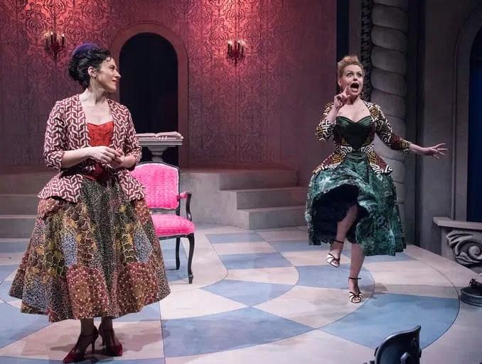 Dc theatre scene washington 39 s liveliest theatre website for French farce