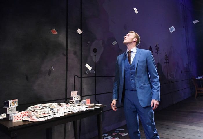 The Magic Play has real tricks up its sleeve, and a real point to make about us (review)
