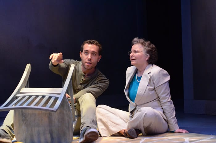 Ulysses on Bottles from Mosaic Theater Company (review)