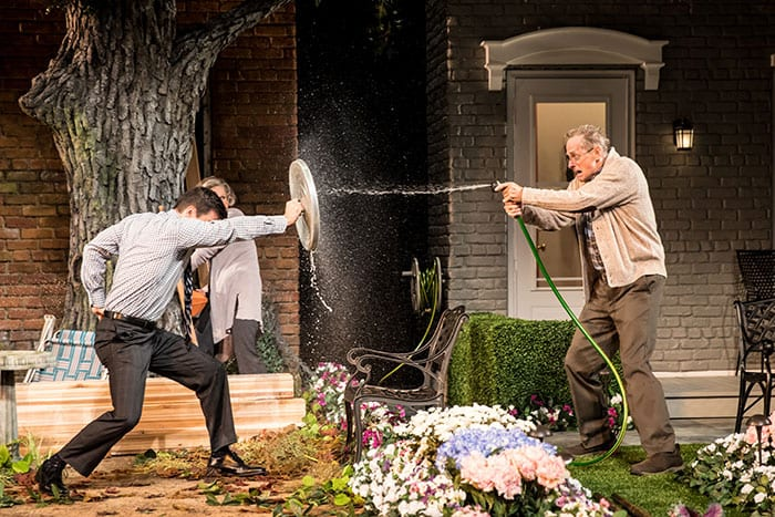 Native Gardens review: laugh out loud comedy
