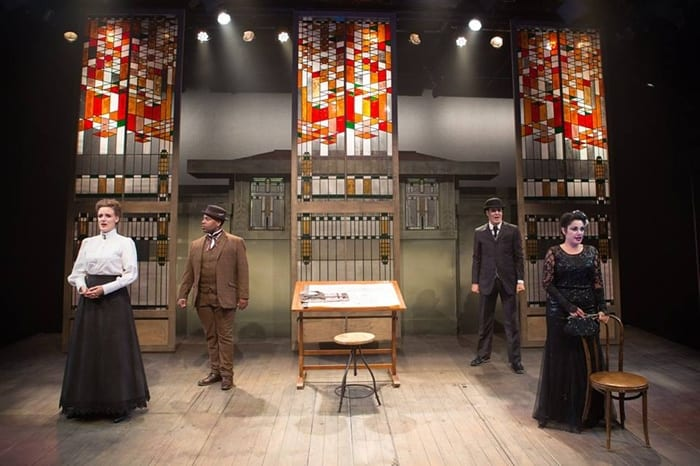 New opera: Shining Brow, Frank Lloyd Wright in love (review)